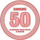 Ranking 50 najbardziej kreatywnych w biznesie