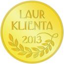Laur Klienta 2013