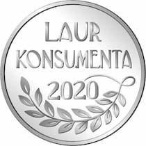Laur Konsumenta 2020 wkategorii kantory internetowe
